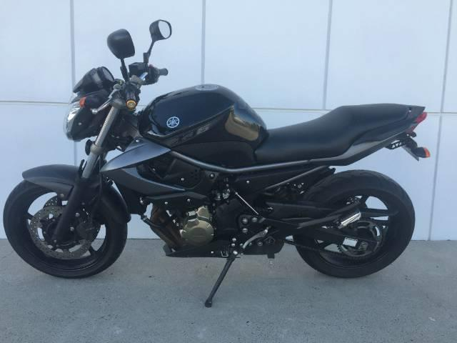 2009  YAMAHA XJ6N ROAD  CYCLE