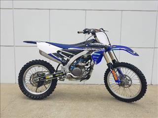 2014  YAMAHA YZ250F   CYCLE