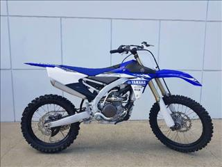 2017  YAMAHA YZ250FH MOTOCROSS 4 STROKE CYCLE