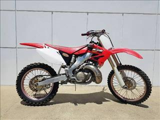 2002  HONDA CR250R   CYCLE