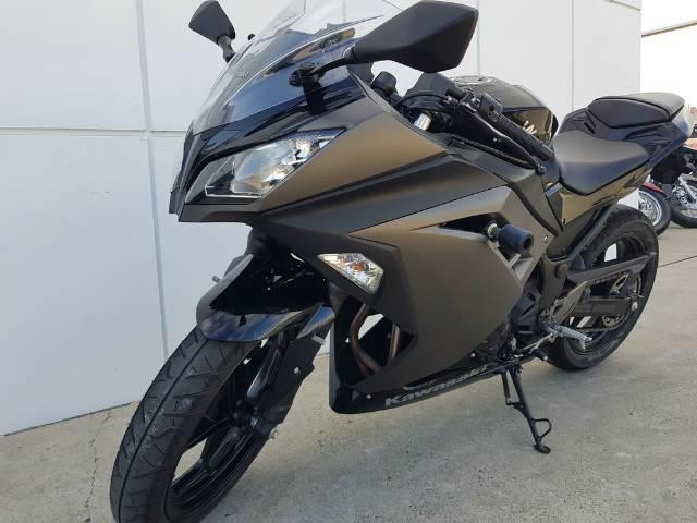2014  KAWASAKI NINJA 300 ABS (EX300B) Road  CYCLE