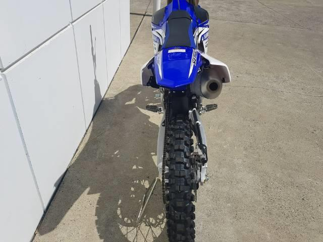 2017  YAMAHA YZ250F   CYCLE