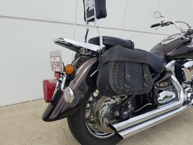 2006  YAMAHA ROAD STAR (XV1600A) ROAD  CYCLE