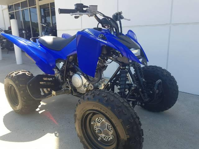 2012  YAMAHA RAPTOR 125 (YFM125R) ATV SPORT  CYCLE