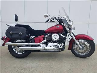 2006  YAMAHA V-STAR XVS650A CLASSIC ROAD  CYCLE