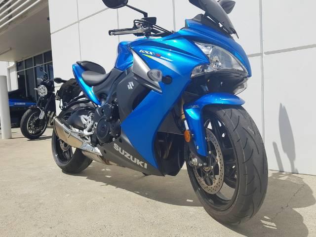 2015  SUZUKI GSX-S1000F ROAD GSX-S CYCLE