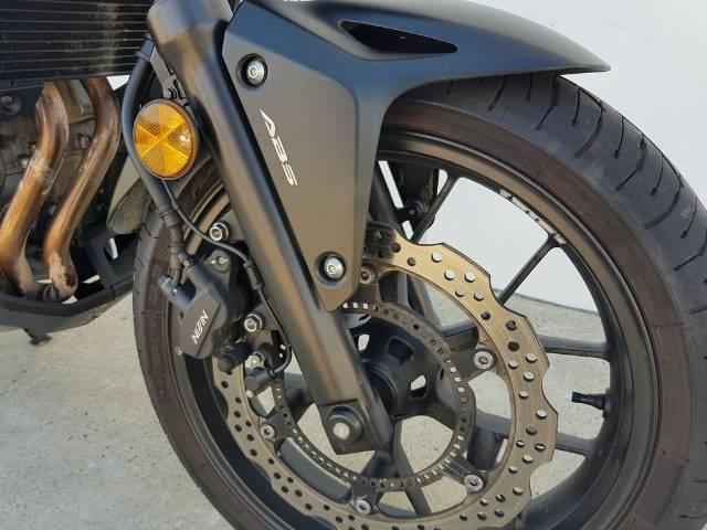 2014  HONDA CB500XA DUAL PURPOSE  CYCLE