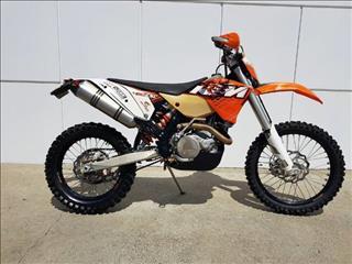 2010  KTM 450 EXC ENDURO