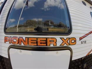 2017 Coromal Pioneer XC 612