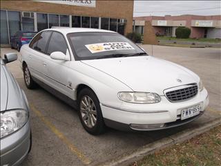 1999 HOLDEN STATESMAN V6 WH 4D SEDAN
