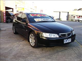 2002 HOLDEN BERLINA VY 4D SEDAN