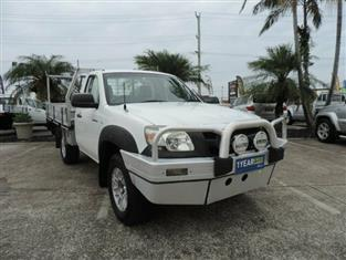 2006 Mazda BT-50 DX UNY0E3 Cab Chassis