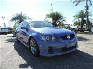 2007 Holden Commodore SS V VE Sedan