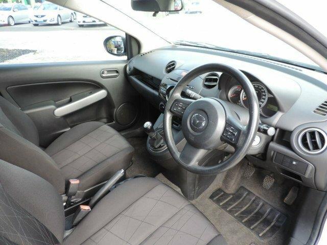 2012 Mazda 2 Neo DE10Y2 MY12 Hatchback