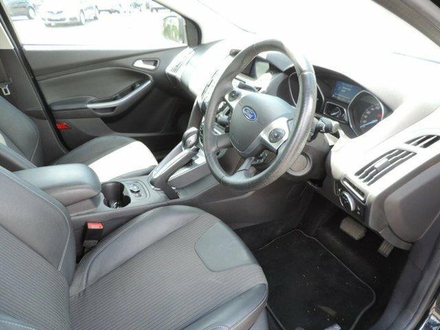 2012 Ford Focus Titanium PwrShift LW Sedan