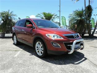 2012 Mazda CX-9 Luxury TB10A4 MY12 Wagon