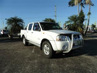 2005 Nissan Navara ST-R D22 S2 Utility