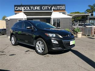 2010 Mazda CX-7 Classic Activematic Sports ER1032 Wagon