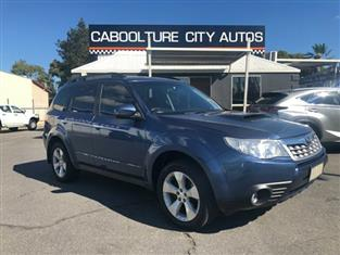 2011 Subaru Forester XT AWD S3 MY11 Wagon