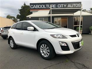2011 Mazda CX-7 Classic Activematic ER10L2 Wagon