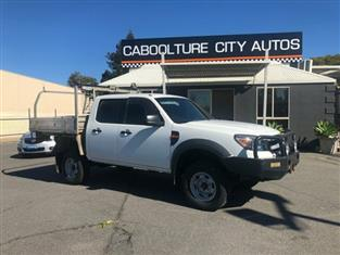 2010 Ford Ranger XL Crew Cab PK Cab Chassis