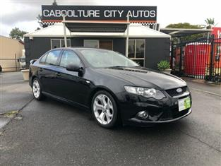 2011 Ford Falcon XR6 Limited Edition FG Sedan