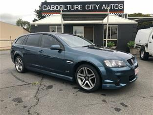 2011 Holden Commodore SV6 Sportwagon VE II MY12 Wagon
