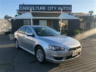 2010 Mitsubishi Lancer Activ CJ MY10 Sedan