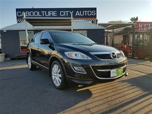 2010 Mazda CX-9 Luxury TB10A3 MY10 Wagon