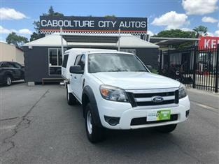 2009 Ford Ranger XL Crew Cab PK Cab Chassis