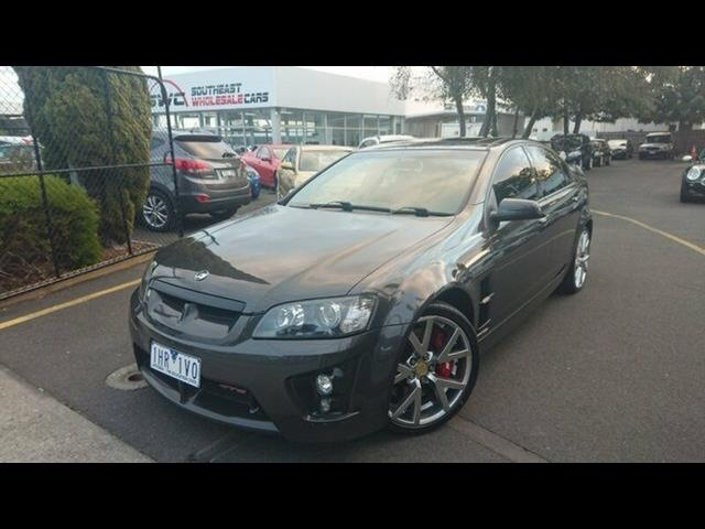 Used 2007 Holden Special Vehicles Gts E Series Sedan For Sale In