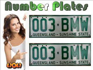 Rare Number Plates