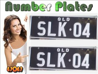 Number Plates that are special and Rare