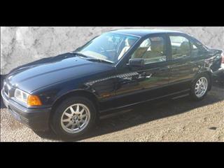1998 BMW 3 18i EXECUTIVE E36 4D SEDAN
