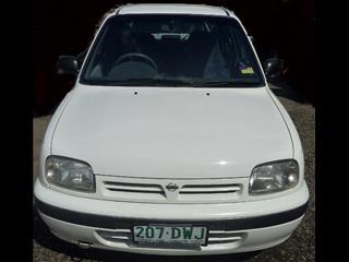 1995 Nissan Micra Hatchback  5 Doors