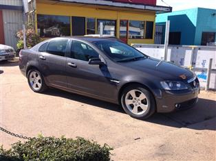 2007 HOLDEN CALAIS V INTERNATIONAL VE MY08 4D SEDAN