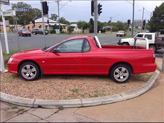 2003 HOLDEN COMMODORE VY UTILITY