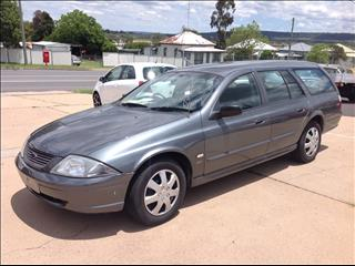 2002 FORD FALCON FORTE AUIII 4D WAGON