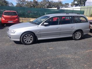 2003 HOLDEN BERLINA VY 4D WAGON