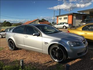2008 HOLDEN COMMODORE OMEGA VE MY08 4D SEDAN