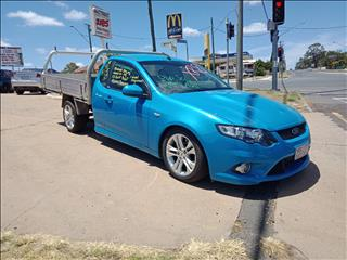 2008 FORD FALCON XR8 FG UTILITY