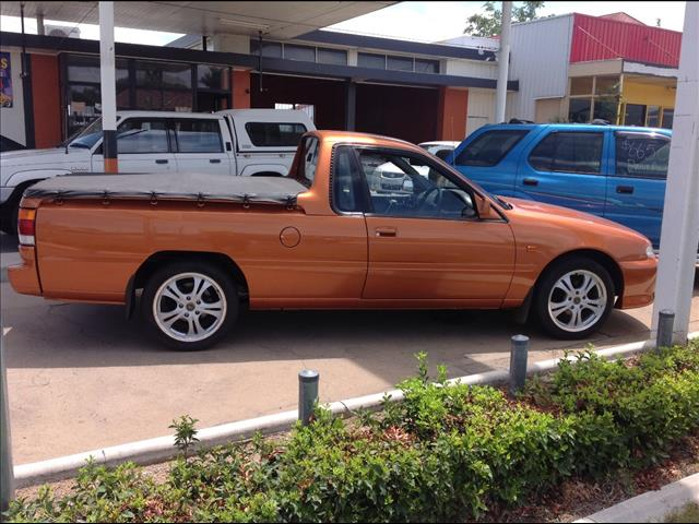1995 HOLDEN COMMODORE VS UTILITY