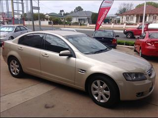 2007 HOLDEN BERLINA VE 4D SEDAN