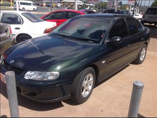 2000 HOLDEN COMMODORE S VX 4D SEDAN