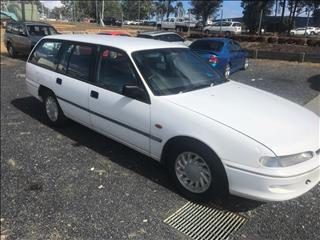 1997 HOLDEN COMMODORE ACCLAIM VSII 4D WAGON