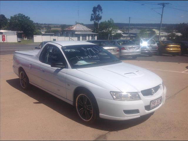 2005 HOLDEN COMMODORE VZ UTILITY