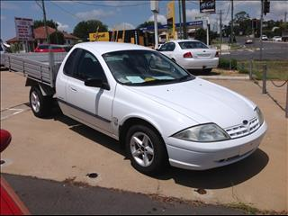 2001 FORD FALCON XLS AUII C/CHAS