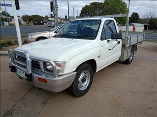 2000 TOYOTA HILUX RZN149R C/CHAS