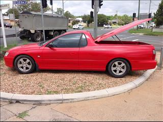 2002 HOLDEN COMMODORE VY UTILITY