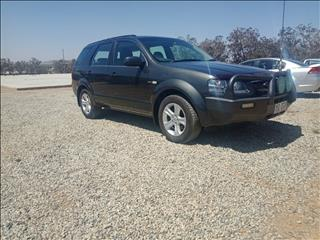 2009 FORD TERRITORY TS (4x4) SY 4D WAGON